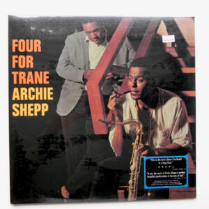 Four for Trane / Archie Shepp  --  LP 33 rpm  180 gr. - Made in USA - SEALED