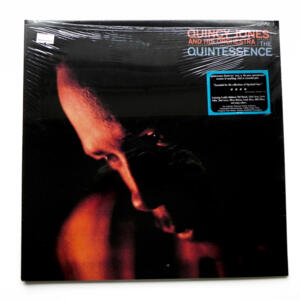 The Quintessence / Quincy Jones and his Orchestra   --  LP 33 giri 180 gr. - Made in USA - SIGILLATO