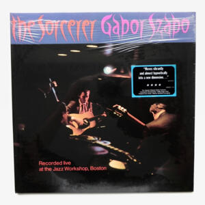 The Sorcerer  / Gabor Szabo  --  LP 33 rpm  180 gr. - Made in USA - SEALED