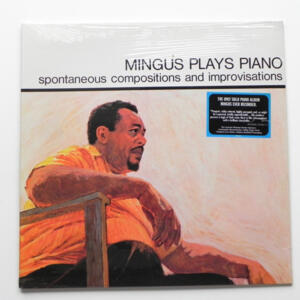 Mingus Plays Piano  / Mingus  --  LP 33 rpm  180 gr. - Made in USA - SEALED