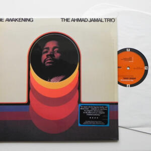 The Awakening / The Ahmad Jamal Trio   --  LP 33 rpm  180 gr. - Made in USA