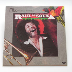Sweet Lucy / Raul De Souza   --   LP 33 rpm Made in Germany - SEALED
