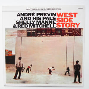 West Side Story / André Previn and his Pals Shelly Manne & Red Mitchell  --  LP 33 giri Made in Japan