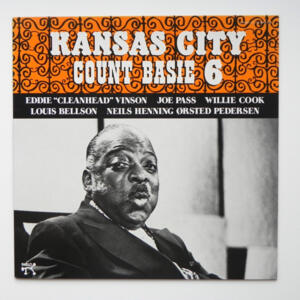 Kansas City / Count Basie 6  --  LP 33 giri  - Made in Japan