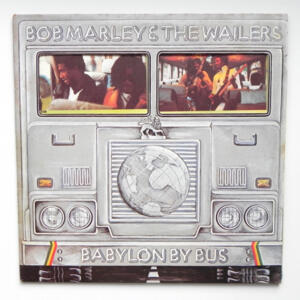 Babylon by Bus / Bob Marley & The Wailers  --  Doppio LP 33 giri - Made in Italy - Stampa del 1978