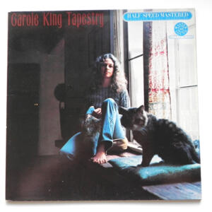 Tapestry / Carole King  -- LP 33 giri - Made in Germany - Half-Speed Mastered