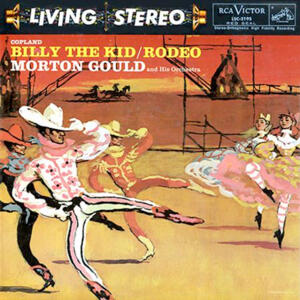 Copland - Billy The Kid/Rodeo   --  LP 33 giri 200 gram Made in USA