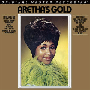 Aretha Franklin  -  Aretha's Gold   --  SACD Ibrido in edizione limitata e numerata Made in USA