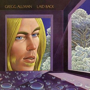 Gregg Allman - Laid Back  --  LP 33 giri 200 grammi Made in USA