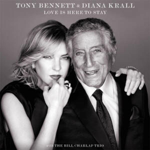 Tony Bennett & Diana Krall - Love Is Here To Stay   --  LP 33 rpm Made in USA