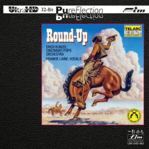 Erich Kunzel - Round-Up  --  Limited Edition Ultra HD CD