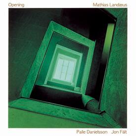 Mathias Landaeus Trio  - Opening -  CD Made in USA