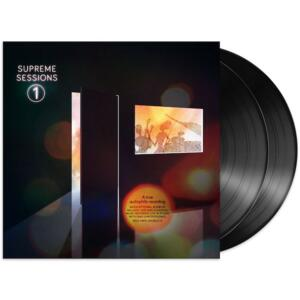 Supreme Sessions 1  --  Doppio LP 33 giri 180 gr. Made by Marten  -  Edizione limitata
