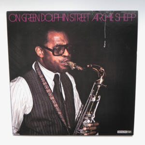 On Green Dolphin Street - Archie Shepp  --  LP 33 giri - Made in Japan