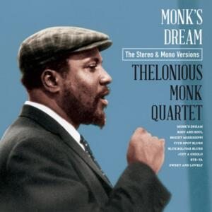Thelonious Monk - Monk´s Dream  --  Doppio LP 33 giri 180 gr.  (Stereo & Mono Versions)
