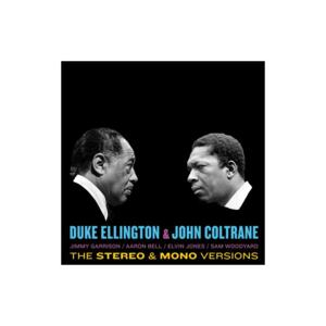 Duke Ellington And John Coltrane   --  Doppio LP 33 giri 180 gr.  (Stereo & Mono Versions)