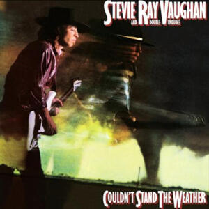 Stevie Ray Vaughan And Double Trouble - Couldn't Stand The Weather  --  Doppio LP 45 giri 200 gr. Made in USA