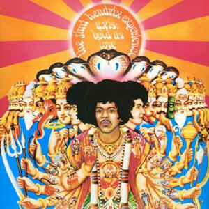 The Jimi Hendrix Experience - Axis: Bold As Love  --  SACD Ibrido - Contiene sia la versione stereo che quella mono - Made in USA