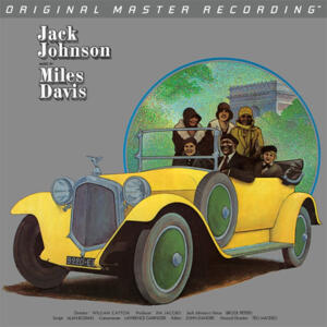 Miles Davis - A Tribute To Jack Johnson  --  SACD Ibrido Stereo - Edizione limitata e numerata Made in USA