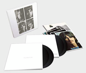 The Beatles Whilte Album - The Beatles  --  Boxset 4 LP 33 giri - 180 gr. Made in Europe - SIGILLATO