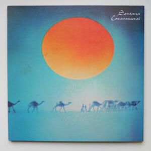 Santana - Caravanserai  --  LP 33 giri -  Made in Japan