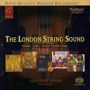 The London String Sound   --  SACD Stereo Ibrido