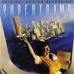 Supertramp - Breakfast In America   --    LP 33 giri 180 gr. - Made in USA - Edizione limitata e numerata - SIGILLATO