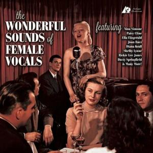 The Wonderful Sounds of Female Vocals - AAVV  --   Doppio LP 33 giri su vinile 200 gr. made in USA