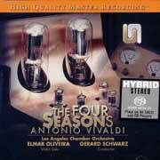 Vivaldi  - The Four Seasons   --  SACD stereo Ibrido