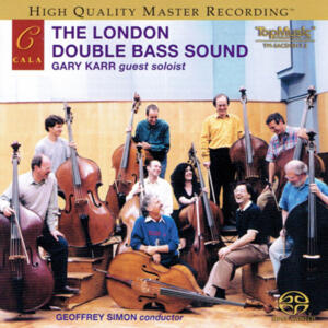 The London Double Bass Sound with Gary Karr   --  SACD Stereo Ibrido in edizione limitata e numerata