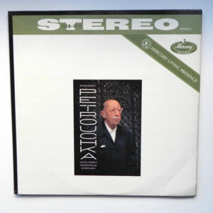Igor Stravinsky - PETROUCHKA / Minneapolis Symphony Orchestra conducted by A. Dorati  --  LP 33 giri  -  Made in USA