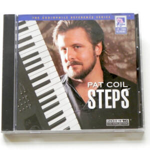 Steps / Pat Coil --  CD Made in USA - SIGILLATO - NOS
