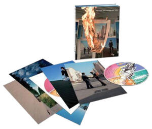 Pink Floyd - Wish You Were Here   --  SACD IBRIDO Stereo e Multicanale - Made in USA