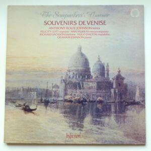 Souvenirs de Venise / The Songmaker's Almanac / Graham Johnson, piano --  LP 33 giri - Made in UK