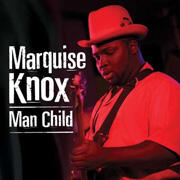 Marquise Knox - Man Child   --  LP 33 giri 180 gr. Made in USA