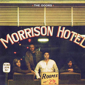 The Doors - Morrison Hotel  --  SACD Ibrido Stereo e Multichannel