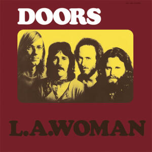 The Doors - L.A. Woman  --  SACD Ibrido Stereo e Multicanale