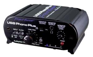 ART PHONO PLUS - USB Soundcard - The best for AnalogMagik system/software
