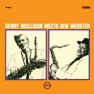 Gerry Mulligan Meets Ben Webster / G. Mulligan, B. Webster  --  Doppio LP 45 giri 180 gr. Made in USA - FUORI CATALOGO ultime copie