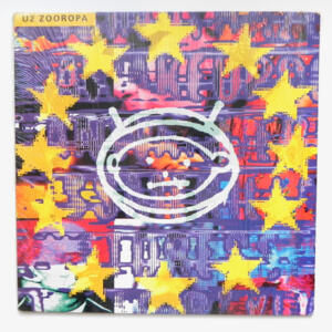 Zooropa / U2   --   LP 33 giri - Made in Holland