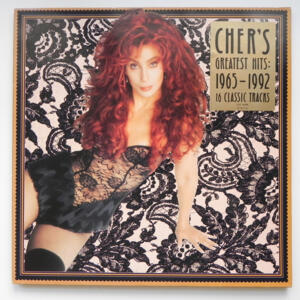Cher's Greatest Hits 1965-1992 / Cher   -- Doppio  LP 33 giri - Made in Holland