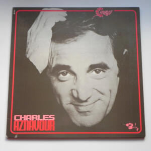 Charles Aznavour   / Charles Aznavour  --   LP 33 giri - Made in France