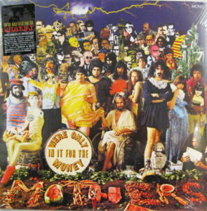 Frank Zappa - We're Only in it for the Money  --  LP 33 giri - Black Friday 2018 edition MONO Mix