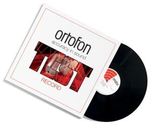 Ortofon Test Record - LP 33 giri - DISCO TEST by Ortofon - Made in EU