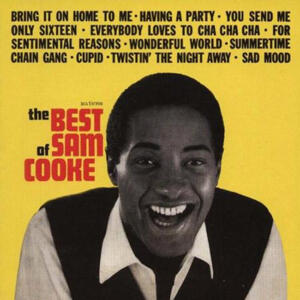 Sam Cooke - The Best Of Sam Cooke  --  Doppio LP 45 giri 180 gr. Made in USA