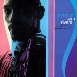 Sam Rivers - Contours  --  LP 33 giri 180 gr. Made in USA