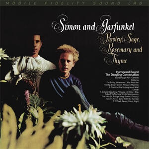 Simon & Garfunkel - Parsley, Sage, Rosemary and Thyme  --  LP 33 giri 180 gr. Made in USA -  Edizione limitata e numerata - MOFI - SIGILLATO