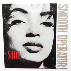 Smooth Operator - Sade  --  LP 33 giri - Made in UK