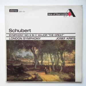 Schubert SYMPHONY NO. 9  IN C MAJOR