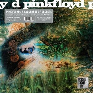 PINK FLOYD - A SAUCERFUL OF SECRETS   --  LP 33 giri MONO REMASTER Record Store Day 2019